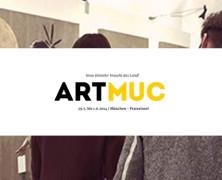 Kunst auf der Praterinsel im Doppelpack: ARTMUC & STROKE
