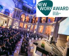 New Work Award: Heute abstimmen für das beste Arbeitskonzept von morgen